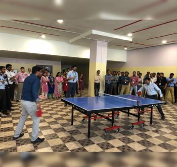 PET Indoor Sports Event